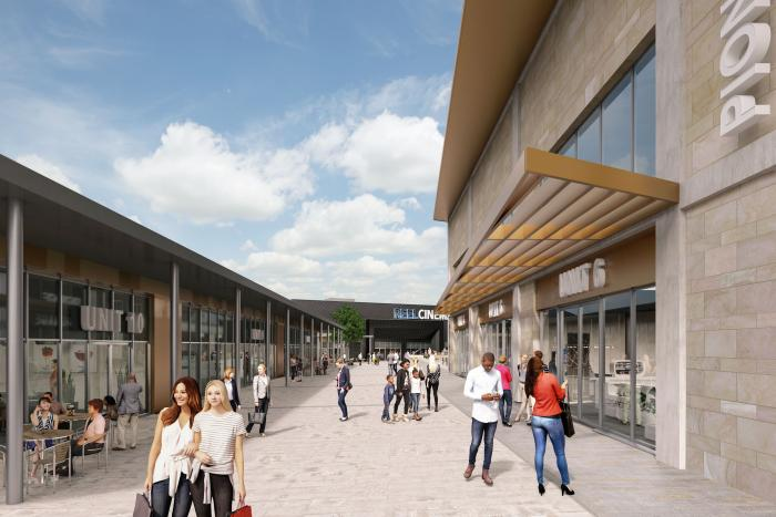 Popular cinema chain Reel Cinema has signed as anchor tenant for the £26million Pioneer Place leisure and retail scheme in Burnley town centre.
