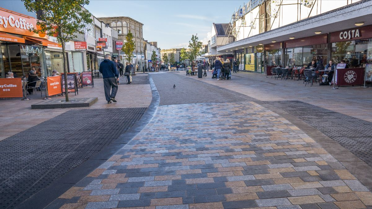 Public Space Protection Order Renewal in Burnley Town Centre
