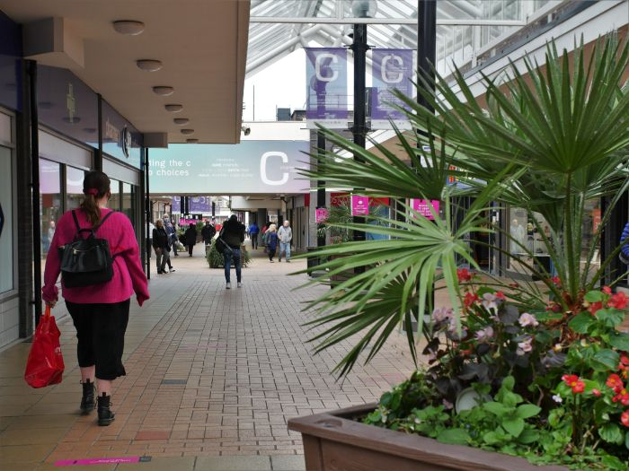 Shop local and support local says Burnley BID