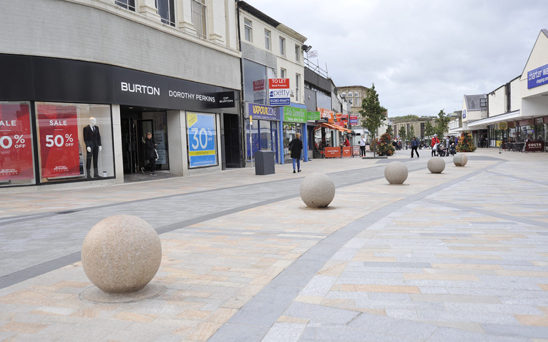 Burnley BID underlines its aims and objectives to benefit the town